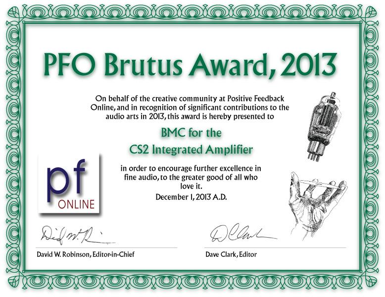 PFO CS2 Award
